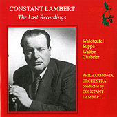 The Last Recordings (1950) by Philharmonia Orchestra