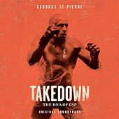 Takedown the Dna of Gsp Original Soundtrack by Various Artists