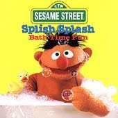 Splish Splash: Bath Time Fun by Sesame Street