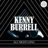 All Night Long von Kenny Burrell