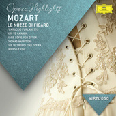 Mozart: Le Nozze di Figaro - Highlights de Thomas Hampson