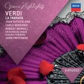 Verdi: La Traviata - Highlights by Various Artists