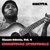 Classic Odetta, Vol. 4: Christmas Spirituals by Odetta