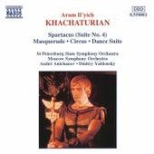 Spartacus / Masquerade / Circus / Dance Suite by Aram Ilyich Khachaturian