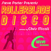 Rollerblade Disco by Steve Porter