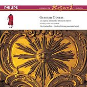 Mozart: Complete Edition Box 16: German Operas von Various Artists