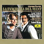 Puccini: La Fanciulla del West de Various Artists
