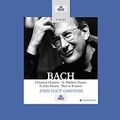 Bach, J.S.: Christmas Oratorio; St. Matthew Passion; St. John Passion; Mass in B minor di English Baroque Soloists