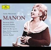 Massenet: Manon by Beverly Sills