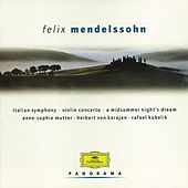 Mendelssohn: Violin Concerto; A Midsummer Night's Dream de Various Artists