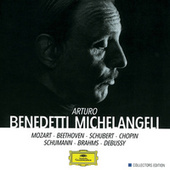 The Art Of Arturo Benedetti Michelangeli by Various Artists