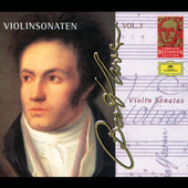 Beethoven: Violin Sonatas by Various Artists