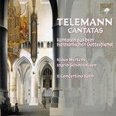 Telemann: Kantaten aus dem harmonischen Gottesdienst by Various Artists