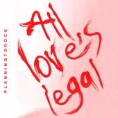 All Love's Legal (Remixes) by Planningtorock