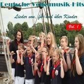 Deutsche Volksmusik Hits - Lieder von, für und über Kinder, Vol. 1 by Various Artists