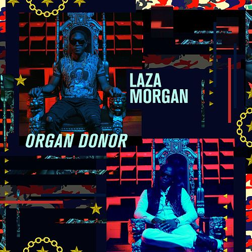 Organ Donor by Laza Morgan
