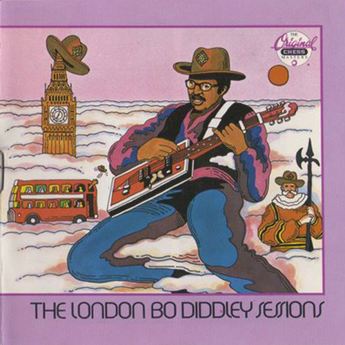 The London Bo Diddley Sessions by Bo Diddley