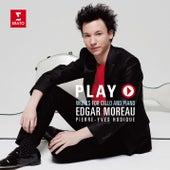 Play - Works for Cello and Piano de Edgar Moreau