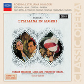 Rossini: L'Italiana in Algeri by Various Artists