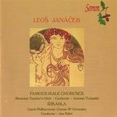 Leoš Janáček: Famous Male Choruses & Říkadla (Nursery Rhymes) by Various Artists