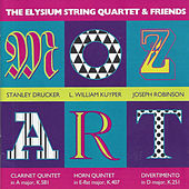 Mozart: The Elysium String Quartet & Friends de Various Artists