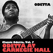 Classic Odetta, Vol. 6: Odetta at Carnegie Hall de Odetta
