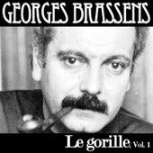 Le gorille, Vol. 1 de Georges Brassens