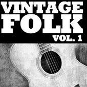 Vintage Folk, Vol. 1 de Various Artists