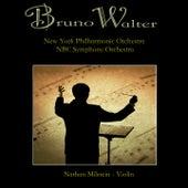 Bruno Walter - New York Philharmonic, NBC Symphony Orchestra di Various Artists