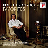 Favorites von Klaus Florian Vogt