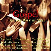 Gospel Live from Mountain Stage by Various Artists