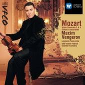 Mozart Concertos de Maxim Vengerov