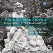 Handel: Keyboard Suites Vol. II by Various Artists