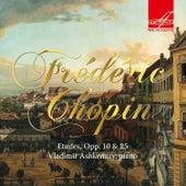 Chopin: Etudes, Opp. 10 & 25 de Vladimir Ashkenazy
