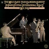 In Paris Festival International de Jazz May, 1949 van Miles Davis