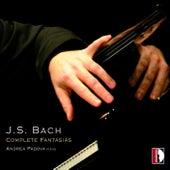 Johann Sebastian Bach: Complete Fantasias by Andrea Padova