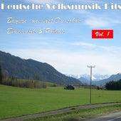 Deutsche Volksmusik Hits - Bayern, wie bist du schön: Blasmusik & Polkas, Vol. 1 by Various Artists