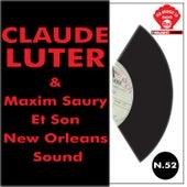 Claude Luter & Maxim Saury Et Son New Orleans Sound de Claude Luter