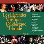 Les Légendes de la Musique Folklorique en Irlande, Vol. 2 by Various Artists