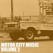 Motor City Music, Vol. 2 de Various Artists