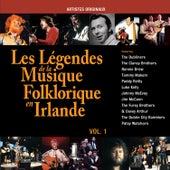 Les Légendes de la Musique Folklorique en Irlande, Vol. 1 by Various Artists