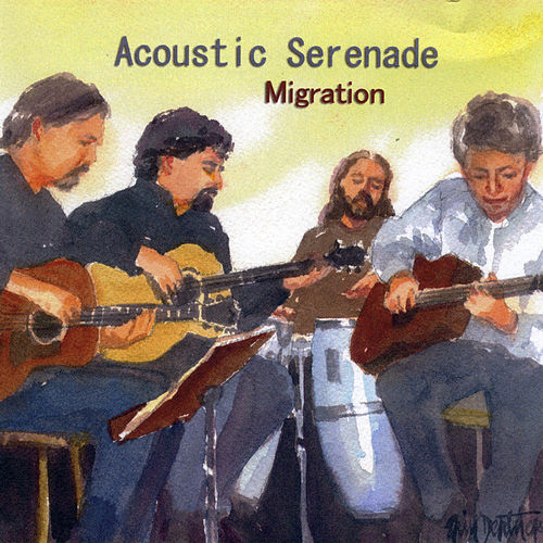 Migration by Acoustic Serenade