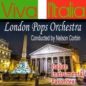 Viva L'italia - Italian Instrumental Favorites by The London Pops Orchestra