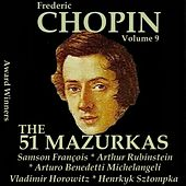 Frédéric Chopin, Vol. 9: The 51 Mazurkas (Award Winners) de Various Artists