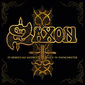 St. Georges Day - Live in Manchester de Saxon