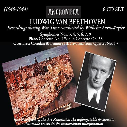 Beethoven: War Time Recordings (Recorded 1940-1944) by Various Artists