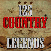 125 Country Legends de Various Artists