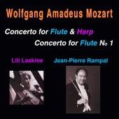 Mozart: Concertos, K. 299 & K. 313 von Jean-Pierre Rampal