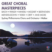 Great Choral Masterpieces by Sydney Philharmonia Orchestra