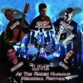 Live At The Ruben Naranjo Memorial Festival by Ricky Naranjo Y Los Gamblers